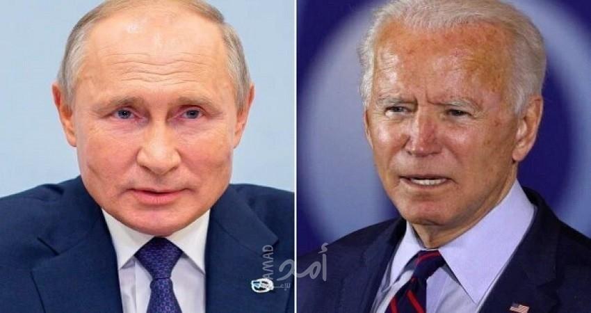 صحيفة تكشف السبب وراء رفض إدارة بايدن مشاركته في مؤتمر صحفي مع بوتين