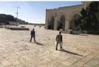 القدس: قوات الاحتلال تُبعد مقدسيين عن المسجد الأقصى