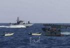 زوارق الاحتلال تهاجم مراكب الصيادين مقابل بحر شمال قطاع غزة