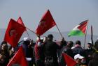 الديمقراطية تنظم مسيرة في الأغوار الشمالية