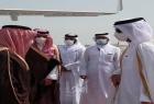 وزير الخارجية السعودي يصل إلى قطر في زيارة رسمية