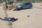 محدث.. جيش الاحتلال يعدم شابين ويصيب ثالث قرب حاجز سالم شمال الضفة - فيديو وصور