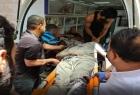 الصحة: 56 شهيد من بينهم 14 طفل و 5سيدات ورجل مسن و 335 اصابة بجراح مختلفة