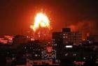 شهيد إثر استهداف طيران الاحتلال سيارة مدنية شمال غزة