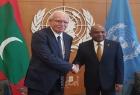 المالكي يطالب الأمم المتحدة بوضع آليات لتنفيذ قراراتها الخاصة بفلسطين