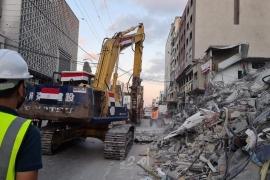 أشغال غزة: عملية إزالة ركام المنازل ستنتهي في بداية الشهر المقبل