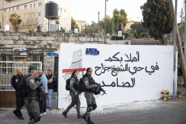 نشطاء وأهالي الشيخ جراح يطالبون بالتضامن معهم بالتزامن مع موعد المحكمة