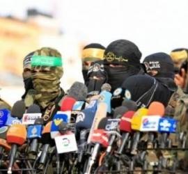 """الغرفة المشتركة: قصفنا أكثر من 300 في عملية """"سيف القدس"""".."""