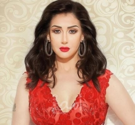 غادة عبد الرازق تحصد جائزة أفضل ممثلة عربية بــ أوسكار دبي