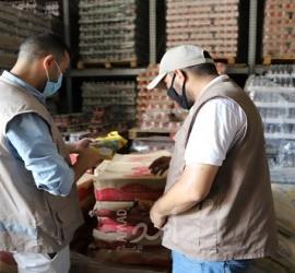 غزة: توقيف تجار وتحرير 30 محضر ضبط لمخالفة الأسعار