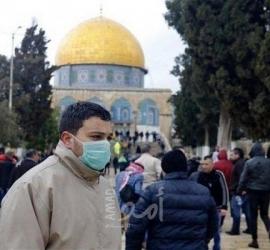 """القدس: تسجيل 6 حالات وفاة و208 إصابات بـ """"كورونا"""" خلال 24 ساعة"""