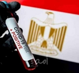 """مصر .. 49 حالة وفاة و588 إصابة جديدة بفيروس """"كورونا"""""""