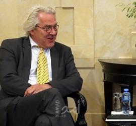 وينسلاند: عام 2020 عامًا من النكسات غير العادية للفلسطينيين.. ويجب معالجة الملفات المالية المعلقة