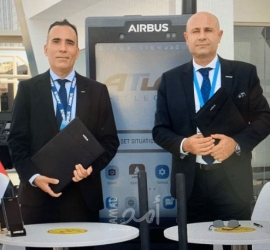 إيرباص وأطلس للاتصالات تتعاونان لتوفير حلول اتصالات ذكية مخصّصة للمهام الحرجة