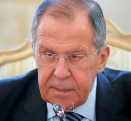 لافروف: لا توجد علاقات بين روسيا والناتو