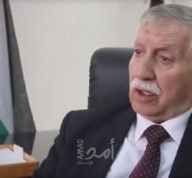 التميمي يطلع القنصل العام المصري على انتهاكات جيش الاحتلال