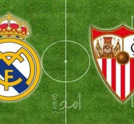تعادل  ريال مدريد واشبيلية بهدفين يشعل الدوري الأسباني - فيديو