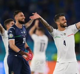 """أهداف مباراة إيطاليا وتركيا في افتتاح أمم أوروبا """"يورو 2020"""" (3-0)"""