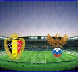"""بث مباشر... مباراة روسيا وبلجيكا في منافسات """"يورو 2020"""""""