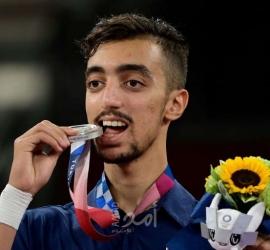 """منح اللاعب التونسي """"محمد الجندوبي"""" أول ميدالية في أولمبياد طوكيو"""