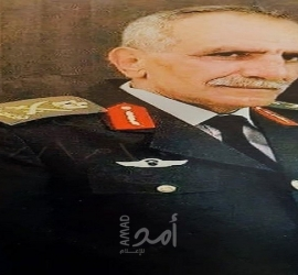 ذكرى رحيل اللواء المتقاعد عيسى محمد سليمان أبو عرام