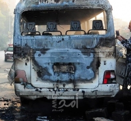 الديمقراطية» تدين العمل الإرهابي في مدينة دمشق