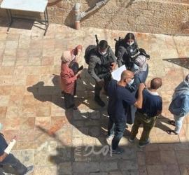 """سلطات الاحتلال تفرج عن المقدسيين """"صيام وأحفاده"""""""