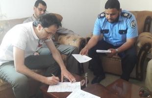 """بالفيديو والصور.. """"أمد"""" تتابع حملة """"إخراج مسجون"""" في رمضان وسط ترحيب واسع بغزة"""