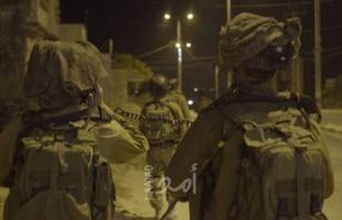 قلقيلية: جيش الاحتلال يمنع مزارع من كفر ثلث من استصلاح أرضه ويستولي على جرافة