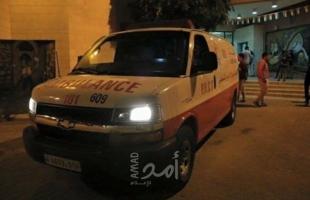 مركبة عسكرية تابعة لجيش الاحتلال تدهس طفلا غرب جنين