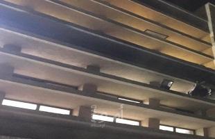 بالفيديو - إعلام عبري: سقوط صاروخ على مبنى في سديروت