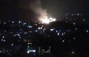 """سوريا تدين الضربات الإسرائيلية ضدها وتعتبرها """"إرهاب دولة"""""""