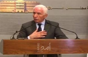 الأحمد: سنعلن موعداً جديداً للانتخابات حال  ضمان عدم عرقلتها في القدس