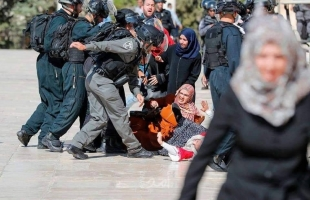 القائمة المشتركة تستنكر اعتداءات سلطات الاحتلال في الأقصى