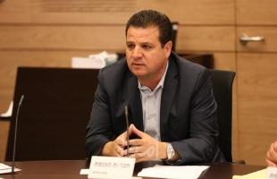 عودة يطالب وزارة الصحة الإسرائيلية بتأمين الكمامات مجاناً للمواطنين