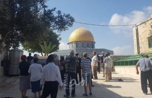 أبو الرب يستنكر إغلاق الحرم الإبراهيمي الشريف بحجة الأعياد اليهودية