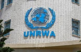 الأونروا: استئناف كافة الخدمات في المراكز الصحية للاجئين الفلسطينيين في الأردن