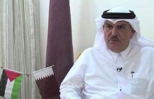 وصول السفير القطري محمد العمادي ونائبه لقطاع غزة عبر معبر بيت حانون