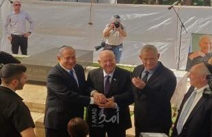 حدوث تقدم كبير..الرئيس الإسرائيلي يمنح غانتس ونتنياهو مهلة 48 ساعة لتشكيل ائتلاف حكومي