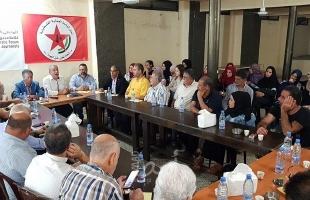 فتحي كليب: فلسطينيو لبنان يتعاطفون بالكامل مع المطالب الشعبية اللبنانية