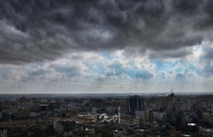 """العلامي لـ""""أمد"""": ارتفاع درجات الحرارة وانحسار المنخفض في فلسطين"""