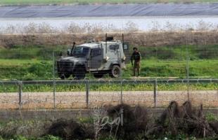 غزة: إصابة مواطن برصاص قوات الاحتلال شرق خان يونس