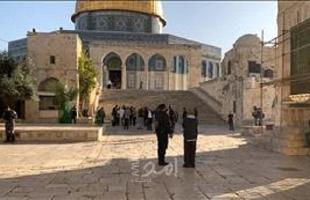 """القدس: """"الأوقاف"""" تنفي اقتحام شاحنة لشرطة الاحتلال باحات الأقصى"""