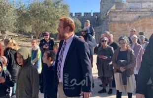 """تمديد توقيف أسرى مقدسيين بتهمة الاعتداء على المتطرف """"يهودا اغليك"""""""
