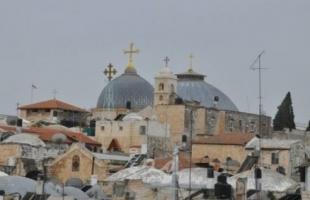 عمان: بطريركية الروم الأرثوذكس المقدسية تتبرع بخمسين الف دينار أردني لوزارة الصحة
