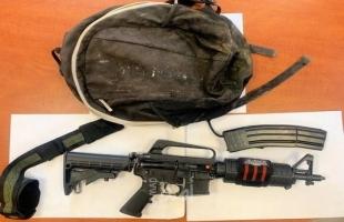 شرطة الاحتلال تعتقل شاب بحوزته سلاح وذخيرة