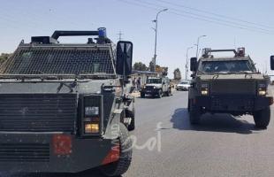 """إعلام عبري: أنباء عن محاولة تنفيذ عملية طعن قرب مستوطنة """"يتسهار"""""""