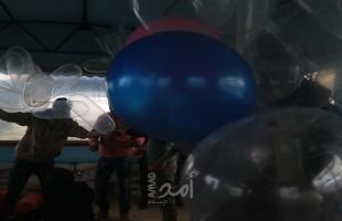 """إعلام عبري: العثور على بالون مفخخ وسط """"سديروت"""""""
