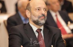 """رئيس الوزراء الأردني يثمن موقف """"الملك عبد الله"""" الثابت تجاه القضية الفلسطينية"""