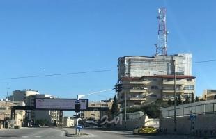 وسائل إعلام: شوارع بيت لحم خالية والمحلات التجارية أغلقت أبوابها بسبب كورونا